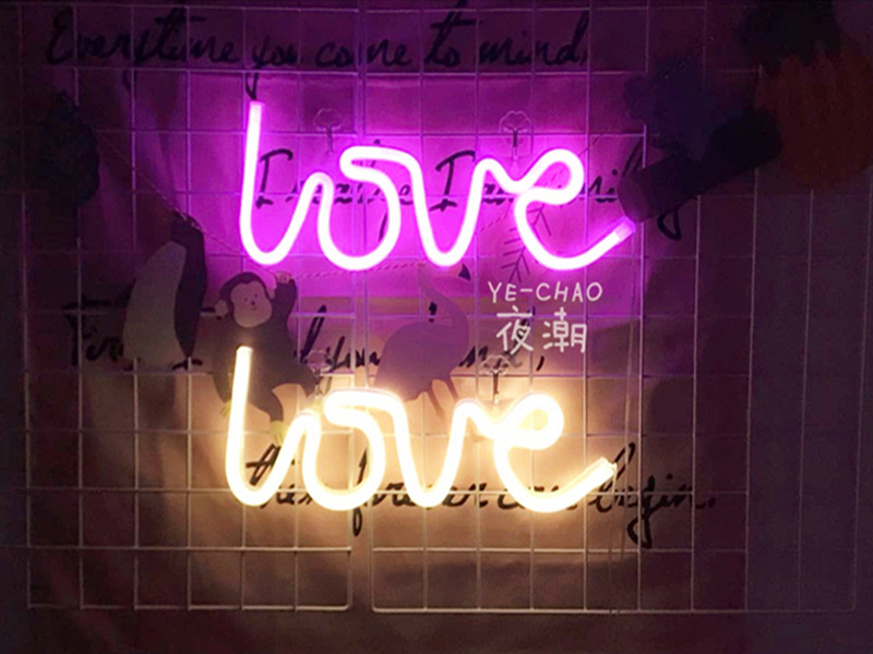 How to Make LED Neon Strip Signs?